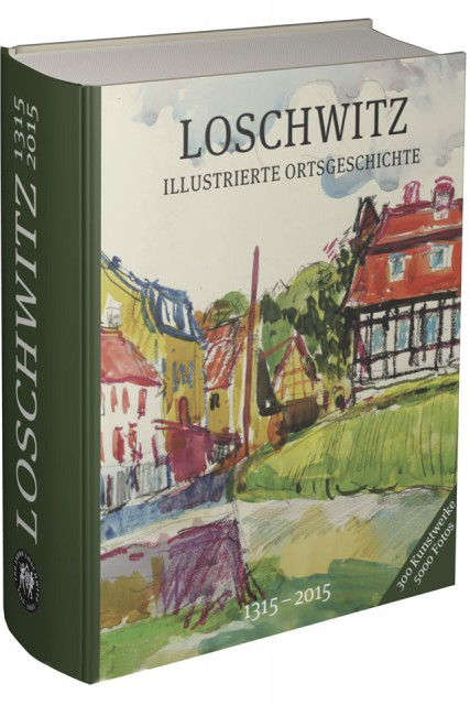 Titel des »Loschwitz-Buches«