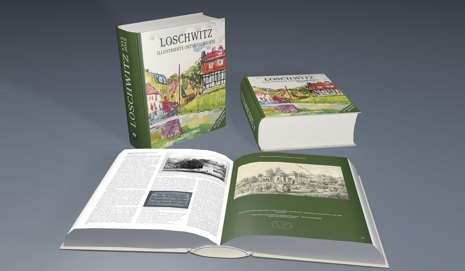 Loschwitz – illustrierte Ortsgeschichte